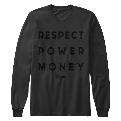 """RPM"" - $35.00 - Black Long Sleeve T-Shirt"