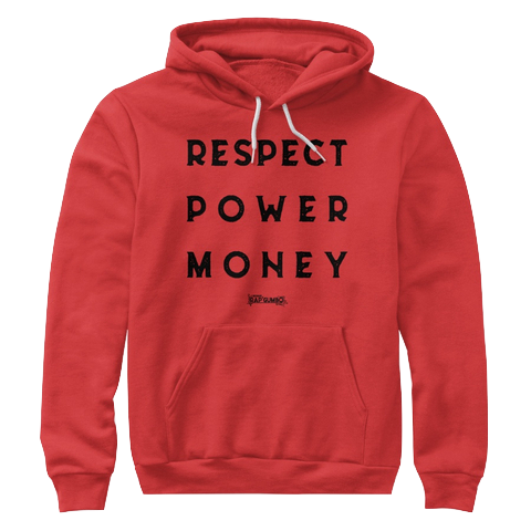 """RPM"" - $45.00 - Cherry Hoody"