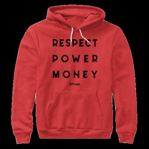 $45.00 - RPM Hoody - Cherry