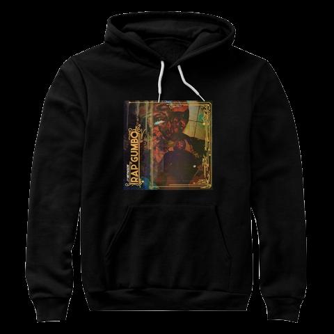 $45.00 - Rap Gumbo Cover Hoody - Black