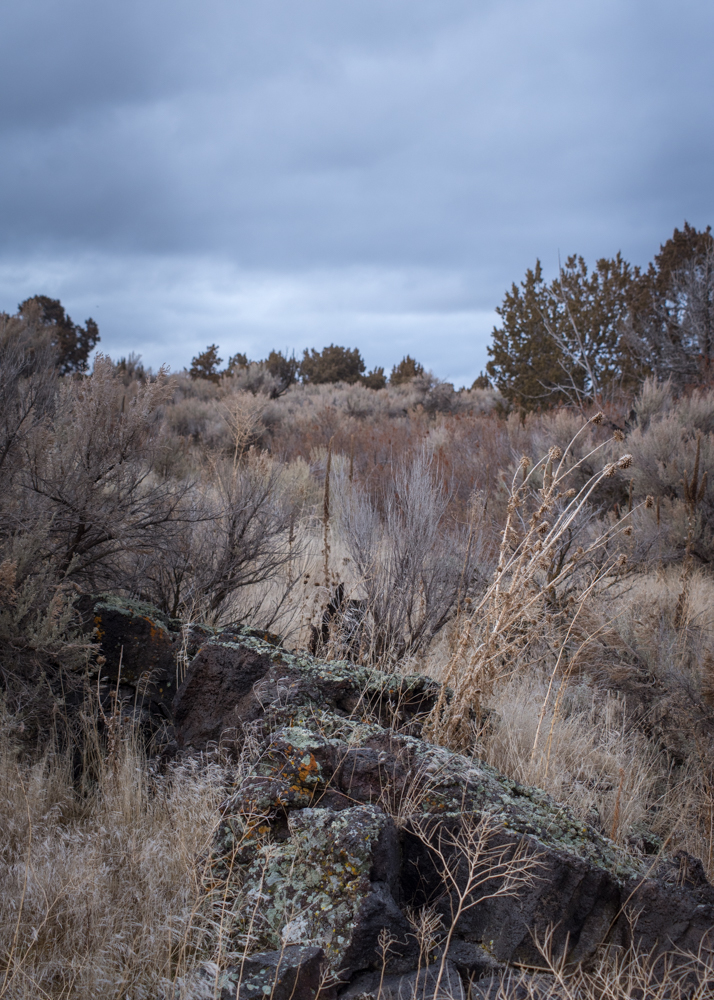 Hell's Half Acre, a great area of geologic interest, lava flows, craters and cracks in southwest Idaho. Someday I will make it to Crater's of the Moon National Monument, but in the meantime this was an awesome moody find!