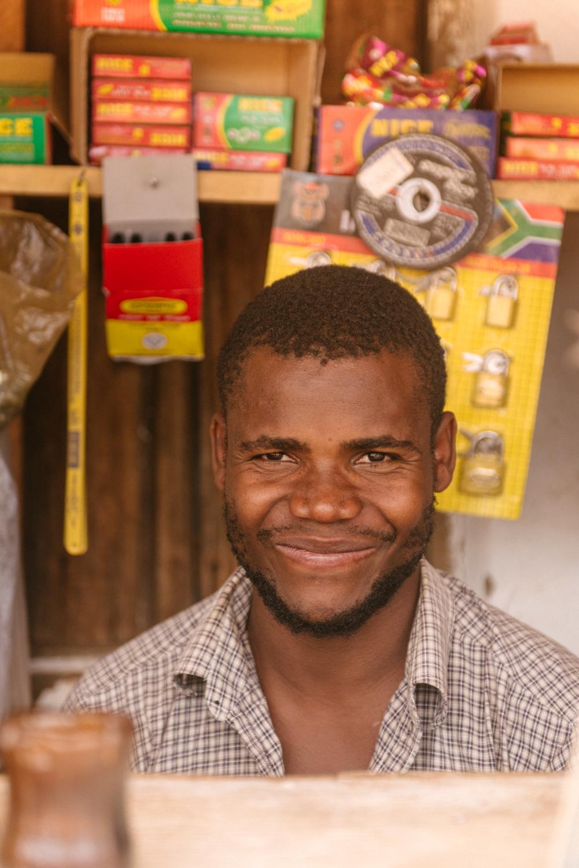 Edward Nkhalamba, WEDs electrical (and maize mill)