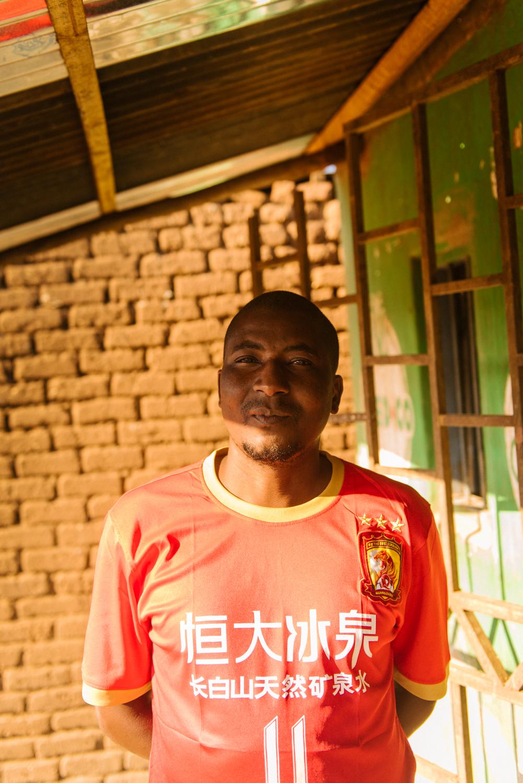 Alpha Osman, Green Yard Agro Dealer