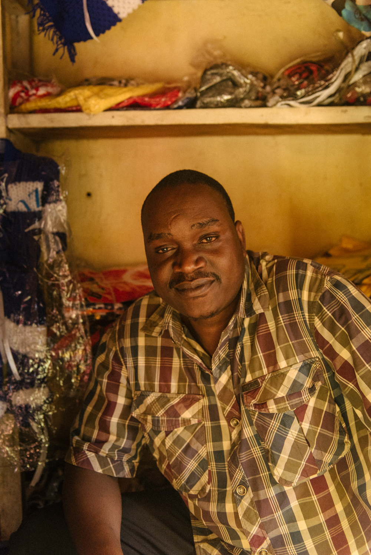 Elias Msambira, MSA Investments (clothing store)
