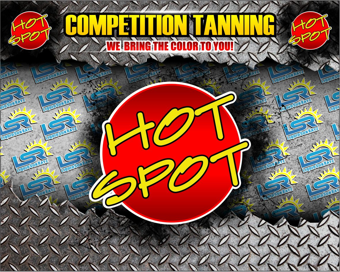 HOT SPOTCOMPETITION TANNING -
