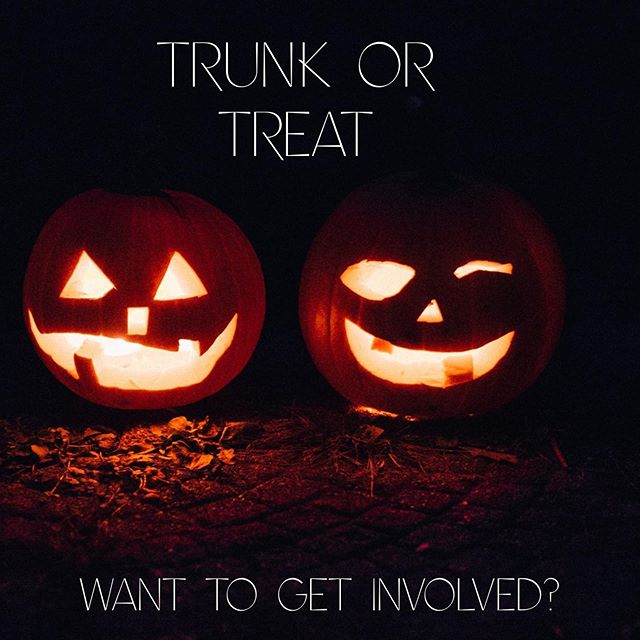 Don't miss our Trunk-Or-Treat event on Main Street at October's Festival! 🎃 Your favorite local social service agencies, churches, schools and more are coming together to share the joy of some Halloween Goodies. 🎃 Good news! We still have some open spaces for YOUR business/organization/agency to get involved! 🎃 If you are interested in details about how to reserve a space for your company to set up a car at Trunk-Or-Treat, comment below or send us a message. We would love to chat with you about how you can take advantage of this opportunity to network within our community and give back. 🎃 We can't wait to hear from you and see you there!