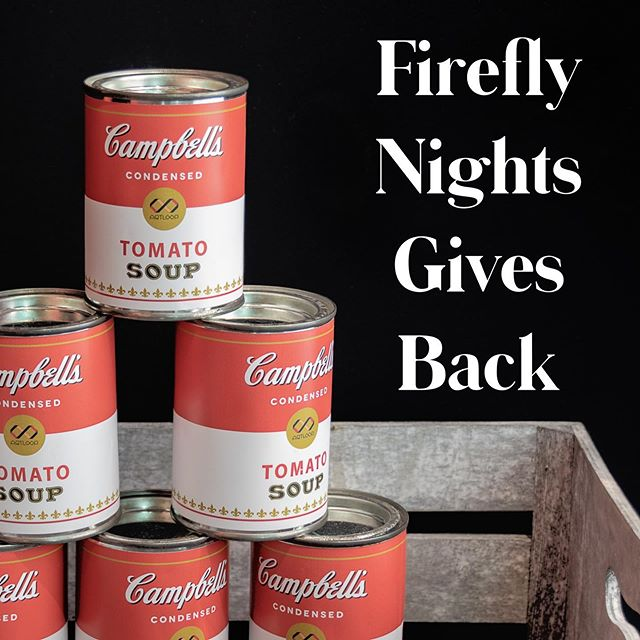 Let the giving season begin! 🍁 If you bring canned goods to the Brown Bag Food Project truck/tent at the October Firefly Nights Festival, you will receive a 10% off coupon to use at any of the participating Downtown Bowling Green Merchants. 🍁 What could get better than that?! 🍁 Make sure to check you expiration dates and let's help our friends at the Brown Bag Food Project! They are especially in need of canned meats, soups and beans. Additionally, they are taking new hygiene products. 🍁 We are so thankful for these partnerships that help make Bowling Green a better place.