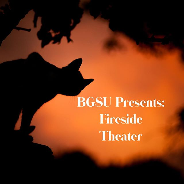 "We are stoked to be partnering with BGSU's Theater Department at this October's Festival. 👻 Some of BGSU's Theater Students will be presenting ""Fireside Theater."" 👻 Join us around the *fake* (because safety first 👍🏻) Fire-pit on Main Street to hear readings from Halloween Themed Stories. 👻 This is going to be a BLAST! We can't wait to get into the Halloween spirit!"