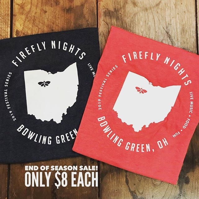 || s a l e || We're making space for next season! Get all your firefly swag at a deep discount. See prices below. Comment with your... email address, shirt size, and color request. We'll invoice you via email! First come, first serve....don't miss out! . $8, Unisex Tee (red or navy) S-XL. $5, Trucker Hat (black and white combo). $11, Tee and Hat Combo. . Invoice must be paid prior to pick up at Coyote Beads & Jewelry in Downtown BG.