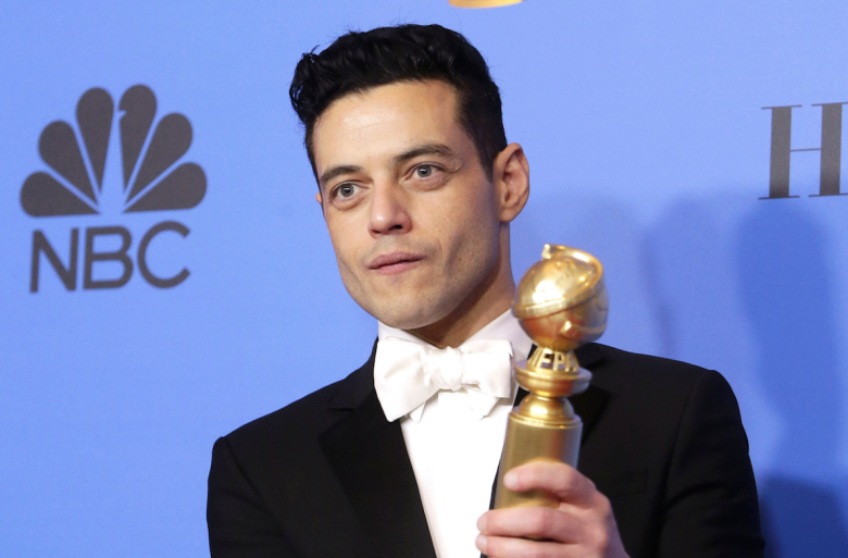 Best Actor - Rami Malek: Rami Malek is the best thing about Bohemian Rhapsody, except for the music (of course) and I truly hope he is recognized for his work tonight.