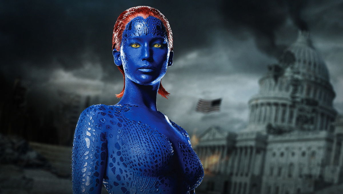 Mystique - I understand why Jennifer Lawrence was originally cast to be this character, she was hot off of Hunger Games. And I get that they were trying to make Mystique another Professor X or Magneto figure, just a different option. But this portrayal is not Mystique. Mystique is a villain, maybe an anti-hero. And it would be nice if she operated in some kind of grey zone, but here Mystique is this motherly character and that's just not her. And Mystique doesn't use her powers once in this film and that's a tragedy.