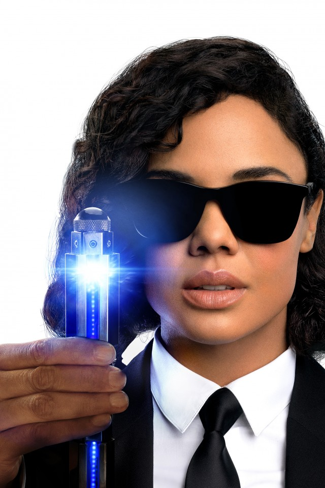 Tessa Thompson - Men In Black International made me fall in love with Tessa Thompson. I liked her as Valkyrie for the MCU and in the Creed movies, but here, Thompson is at her best. Her character is smart, resourceful, tough, and stylish. And what's so fantastic is that Tessa Thompson as Agent M is a part of the team; she isn't leading the pack, showing everyone how it's done. She didn't go around saying she's a cool, strong, female character; she simply was, which is such a breath of fresh air.