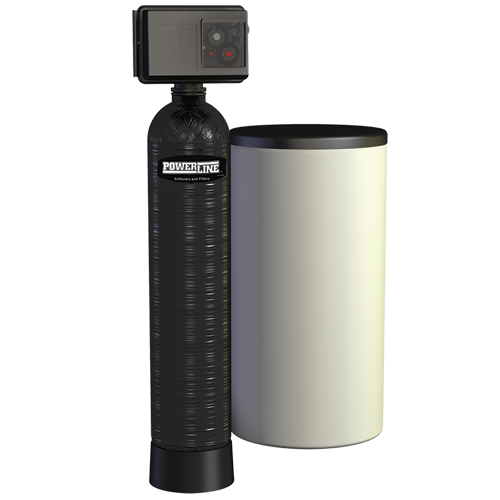 Powerline Water Softeners - Tough on hard water and iron, easy on the walletPowerline Series water softeners provide reliable, plentiful soft water. This single-tank electric system features a 12-day timer that puts you in control of when and how often the unit should regenerate. Powerline Series systems are tough on hard water and iron but easy on your budget. With a variety of models to choose from, they're ideal for people with more predictable water use.