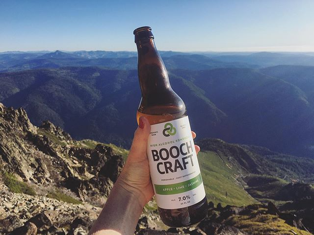 California is full of ridiculously good kombucha. We really would like to get back home, but unfortunately we have a lot more tasting to do... #work #work ? #work