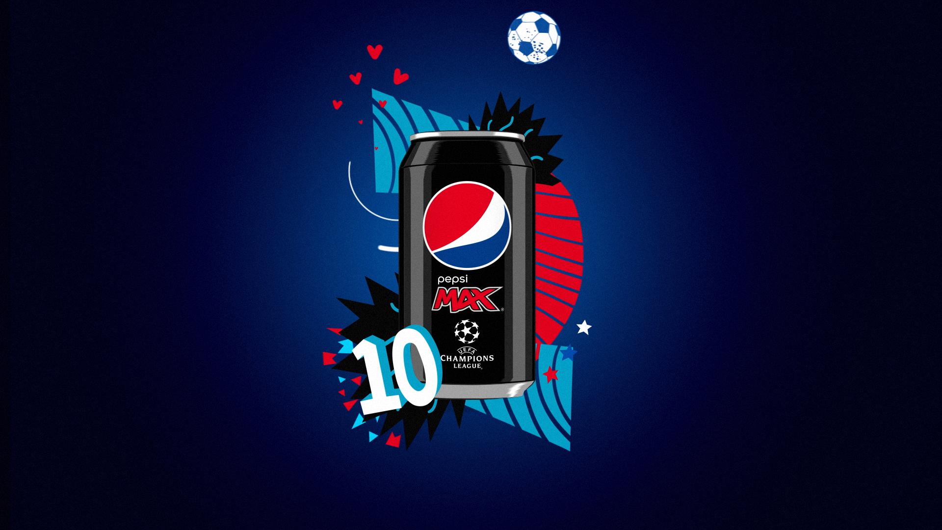 Shotopop    Pepsi | Champion's League