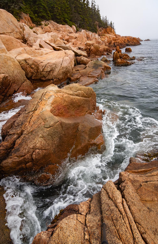 Bass Harbor Cliffs