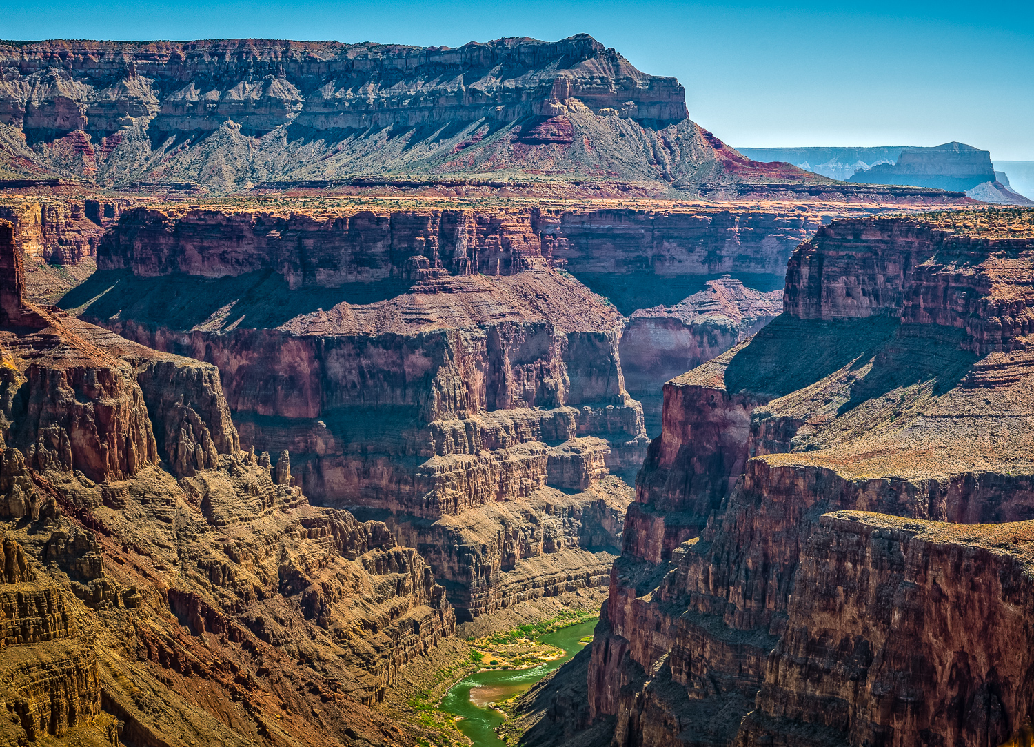 Grand Canyon Bend