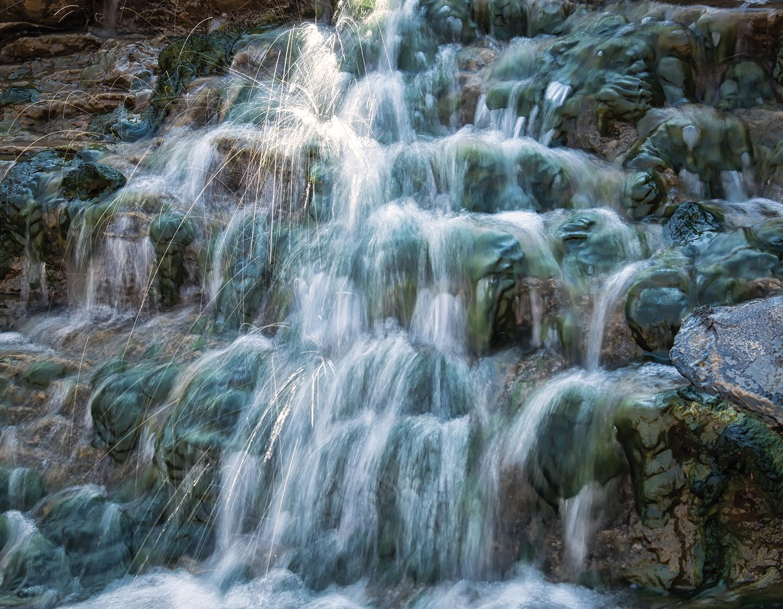 Sawmill Creek Falls