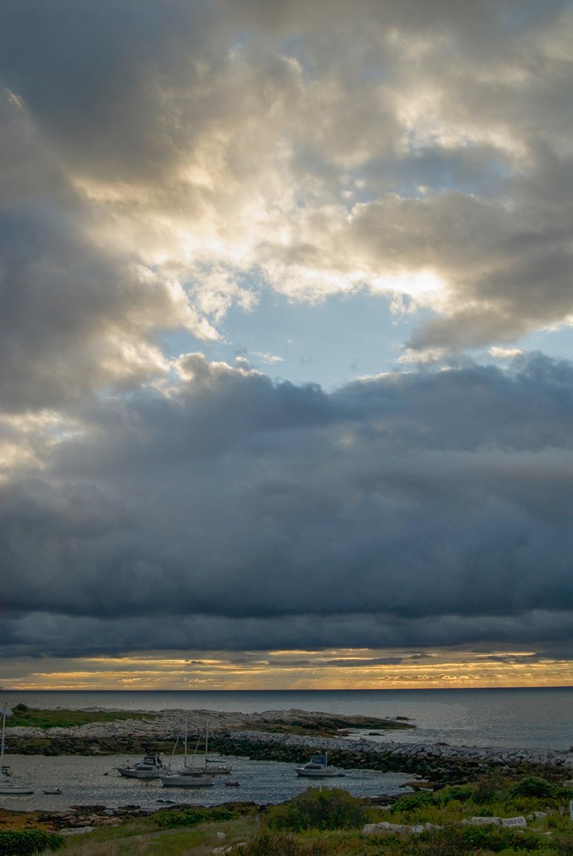 Gosport Harbor Storm