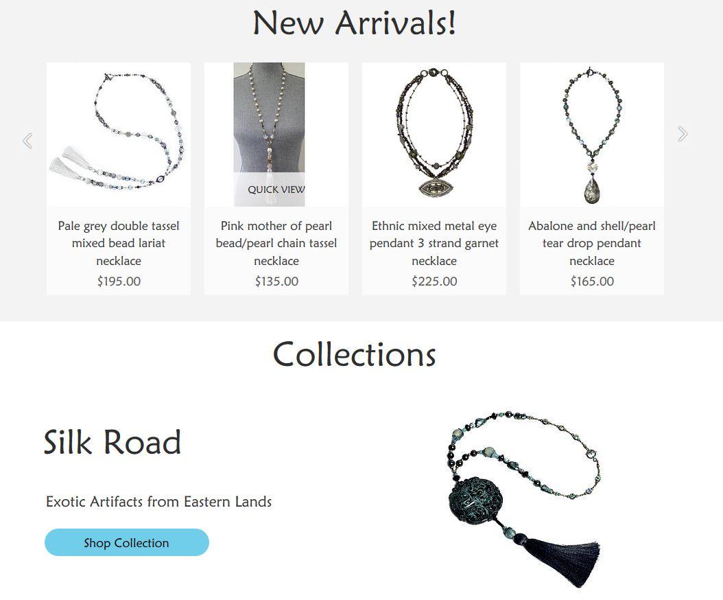 Jane McCartney Jewelry