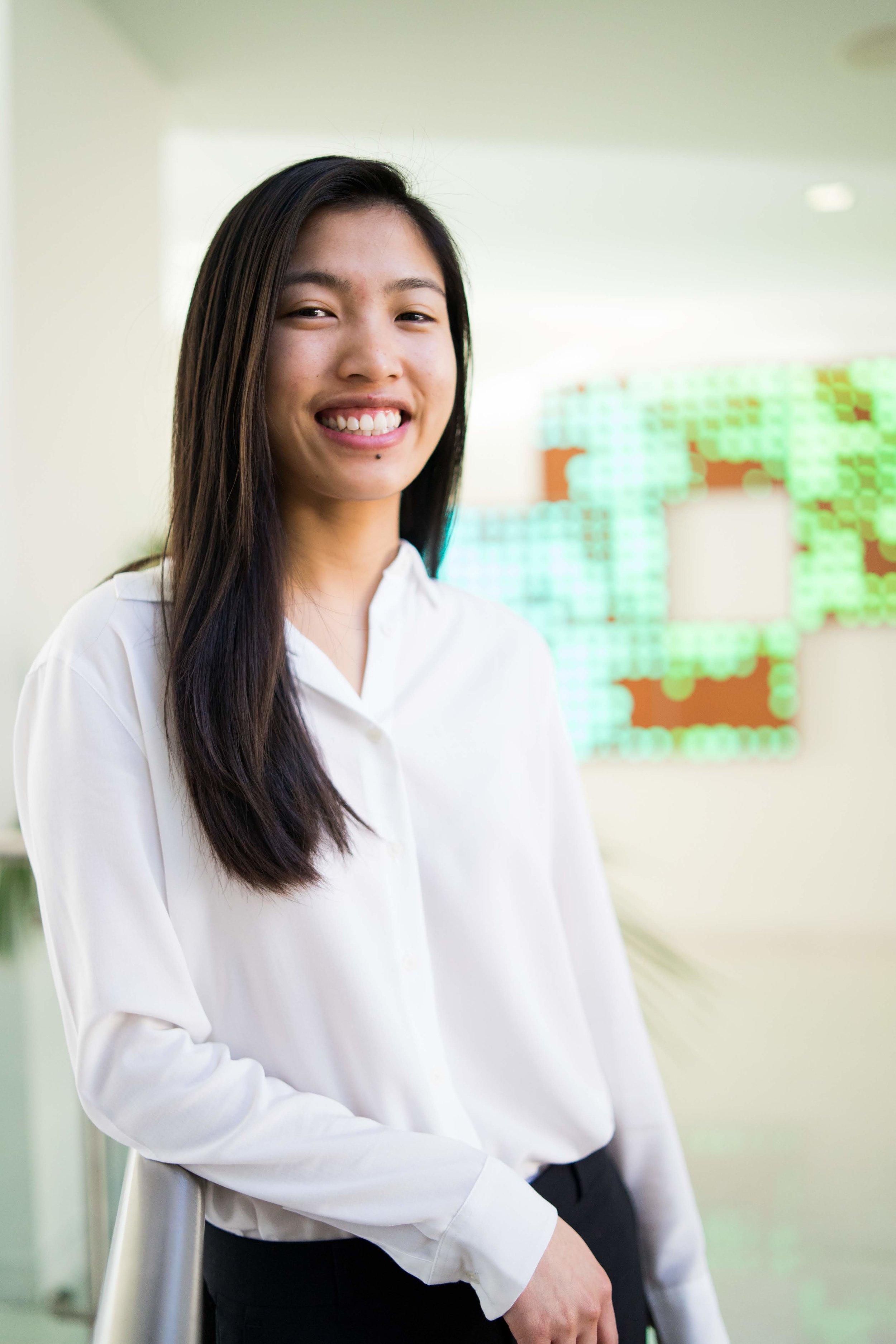Jessie Ip-Poon   Former CFO