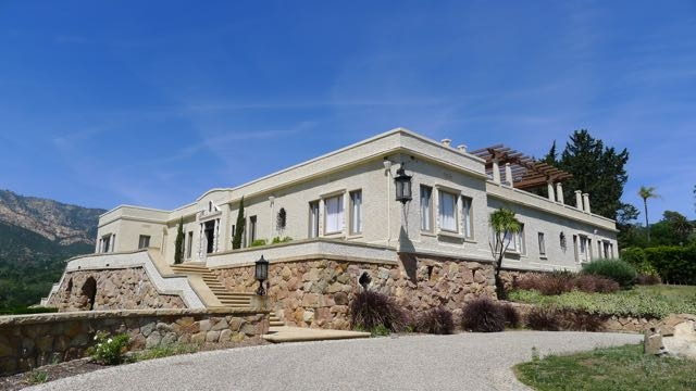 Restoration ofEl Cerrito, Santa Barbara, California - RESTORATION OF MISSION REVIVAL/NEO CLASSICAL VILLA CONSTRUCTED IN 1912