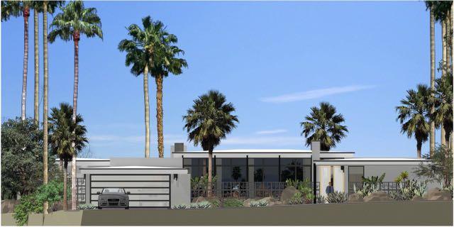 Las Palmas Residence,Palm Springs -
