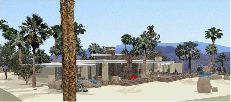 Tamarisk Residence, Palm Springs -