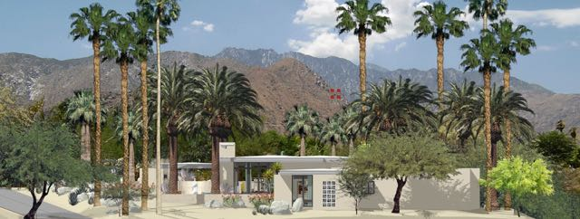 Chino Canyon Residence, Palm Springs   -