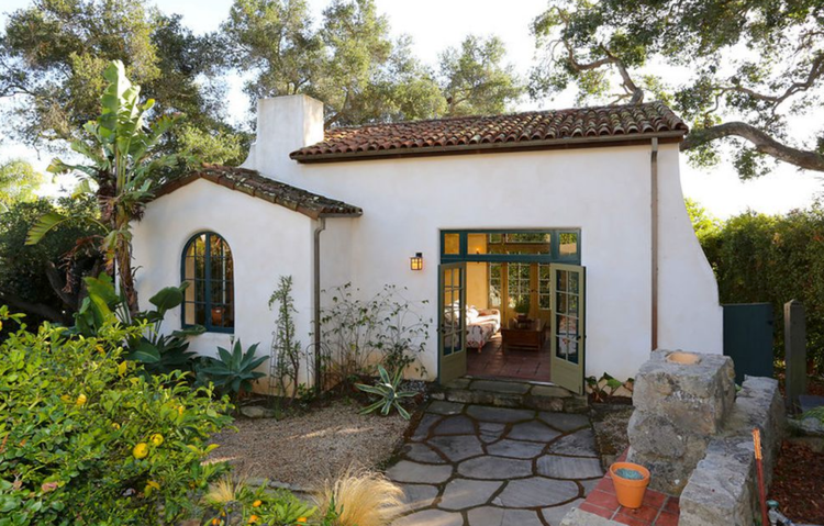 Remodel and Additions to the Lowenthal Residence, Santa Barbara, California - A DESIGNATED STRUCTURE OF MERIT IN THE MISSION REVIVAL/CRAFTSMAN STYLE