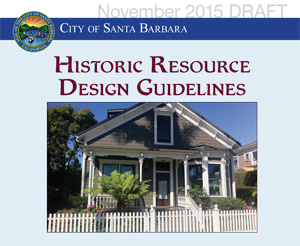 Link to  Historic Resource Design Guidelines