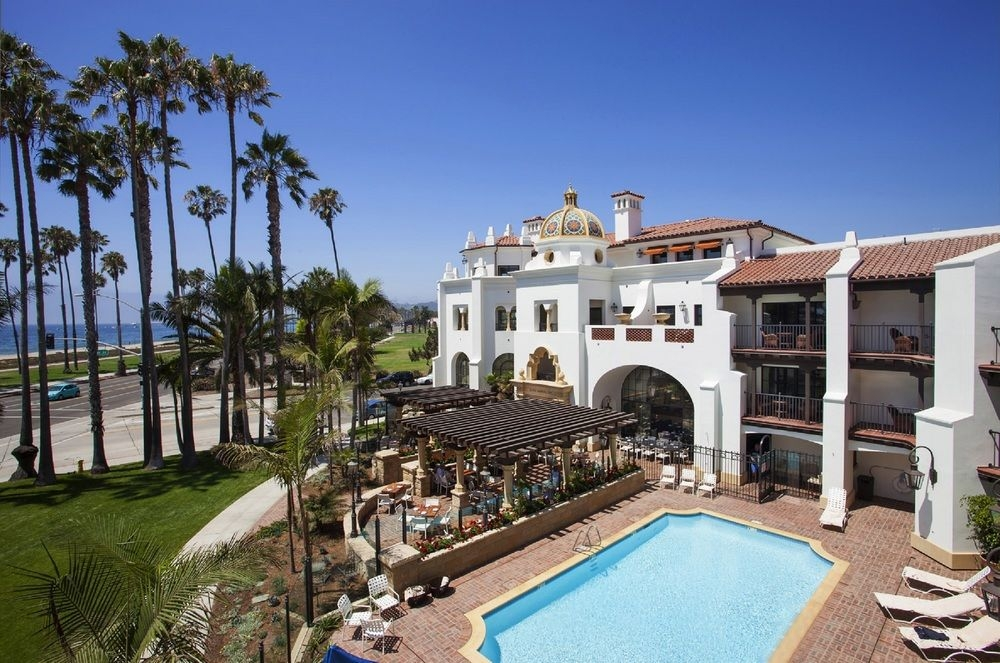Santa Barbara Inn, Santa Barbara, California -