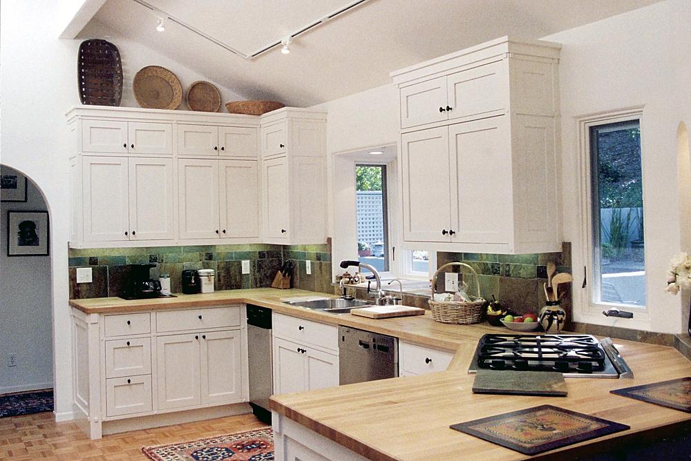 Craftsman Style Kitchen Remodel, Rottenberg Residence, Montecito, California