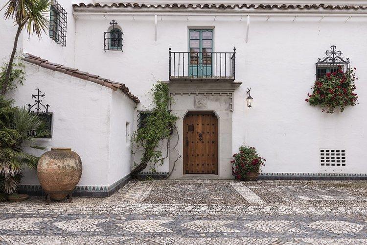 Casa Del Herrero detail