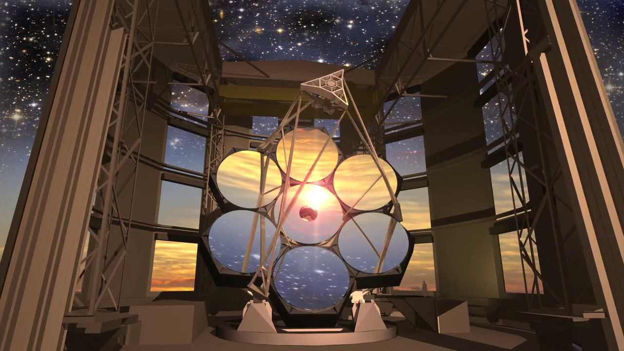 The Giant Magellan Telescope