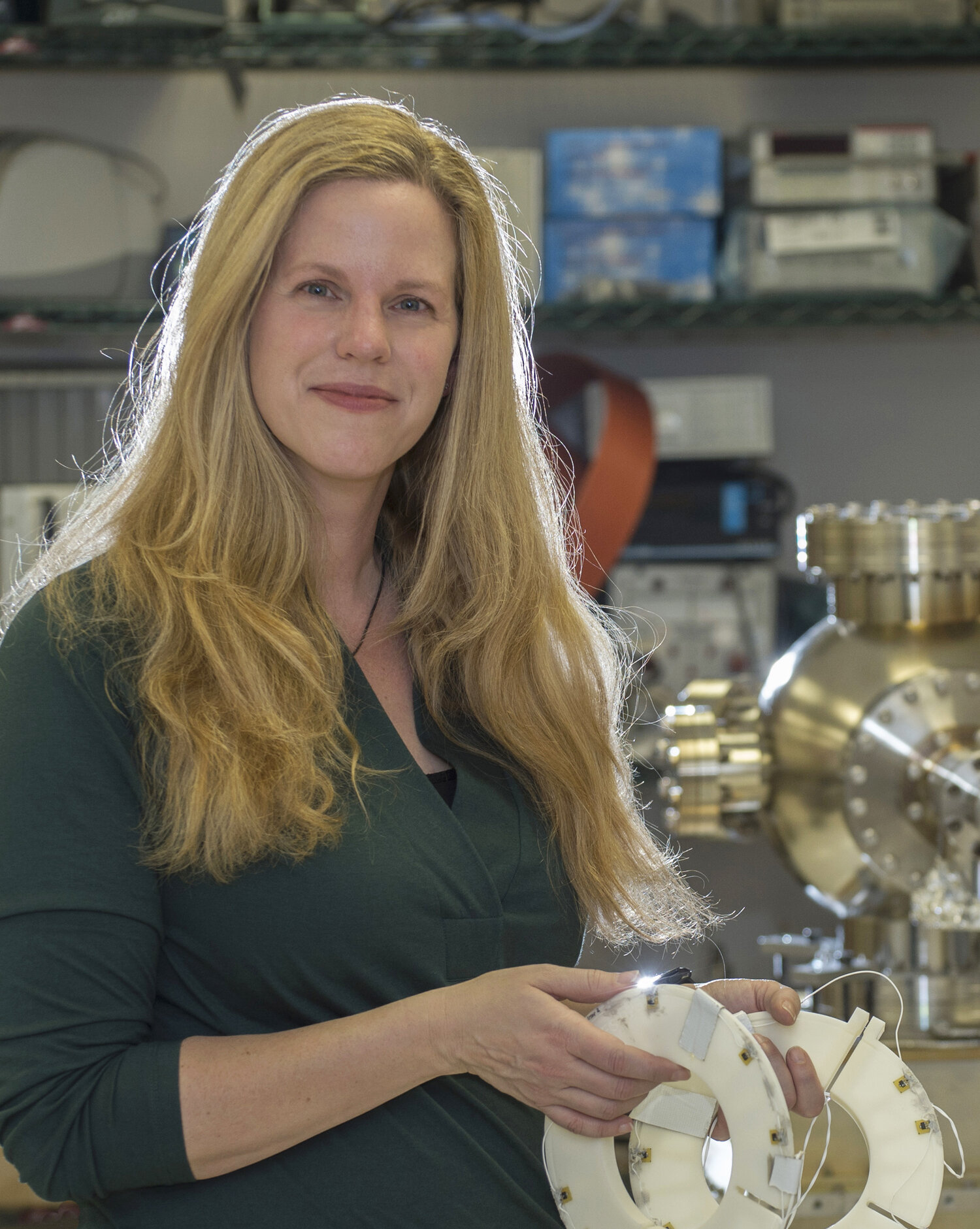 Dr. Jessica Gaskin, NASA Study Scientist for the  Lynx  Concept Study