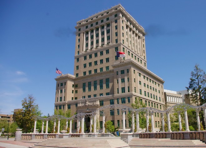 Asheville-Buncombe County Courthouse