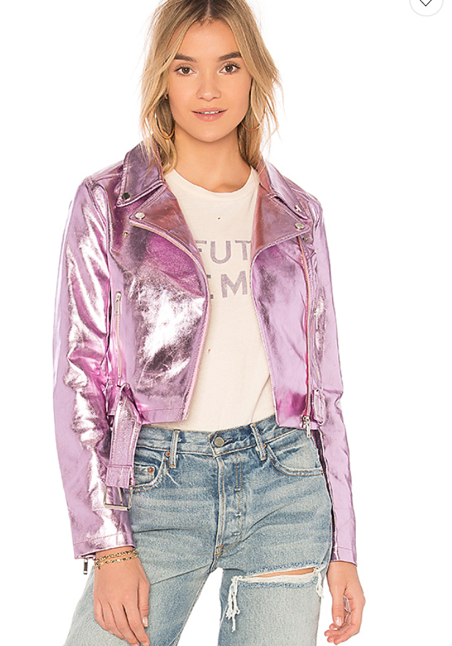 LOVERS + FRIENDS x Revolve Grant Jacket (orig. $198 NOW $103)