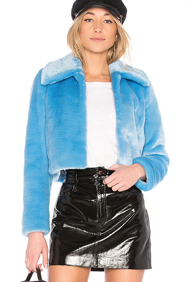 EAVES DYLAN COAT (orig. $198) NOW $139