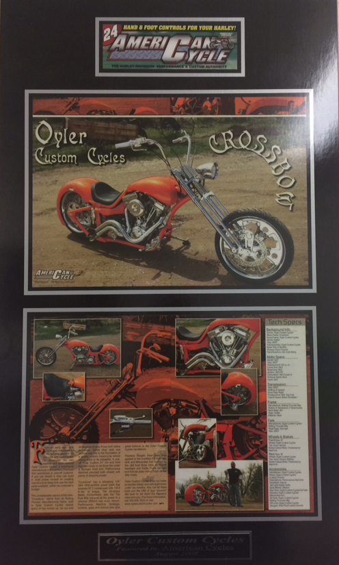 About the Owner: Oyler's Speed Shop was started by owner, Josh