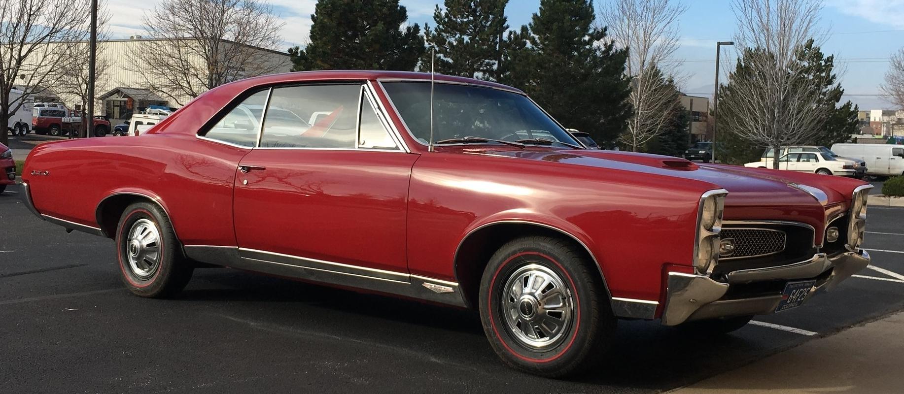 1967 GTO - Single owner full restoration