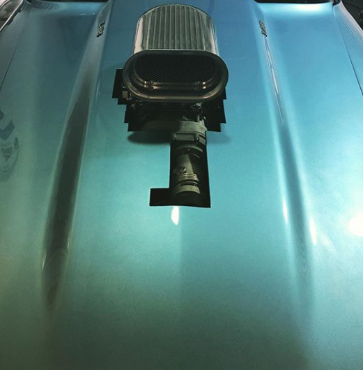 Blown Vette - Not much more to say…