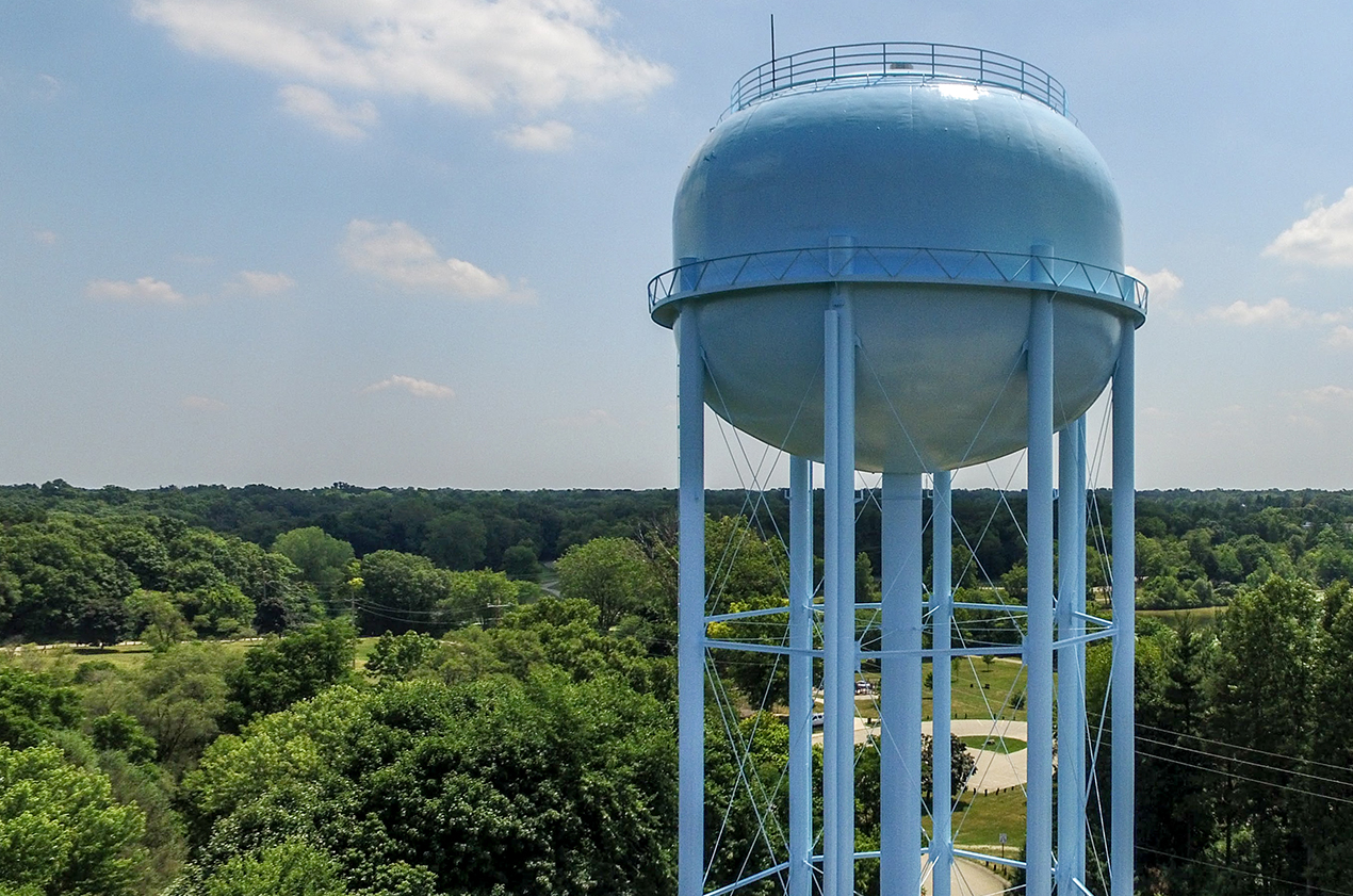Kalamazoo's Water System - Learn about our public water supply system