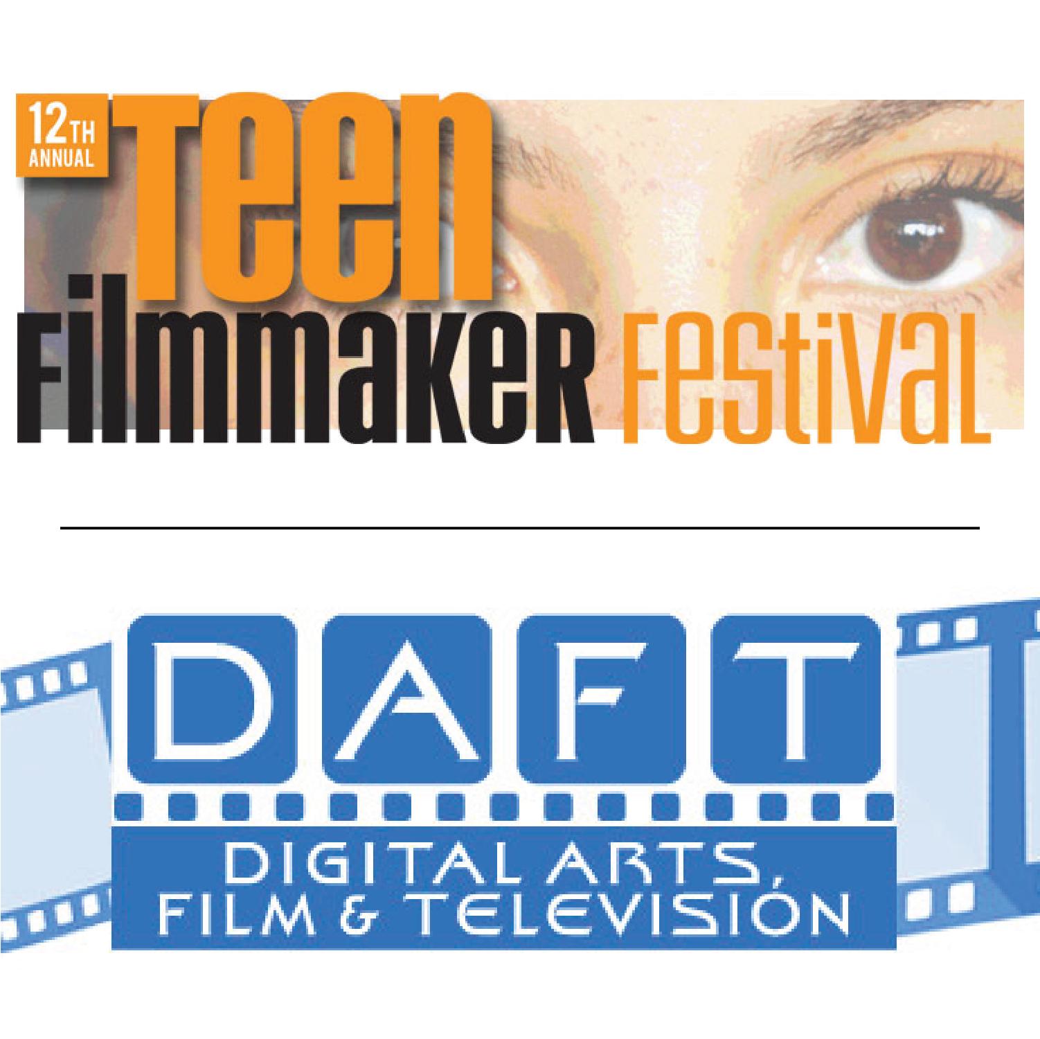 Teen Filmaker Festival logo