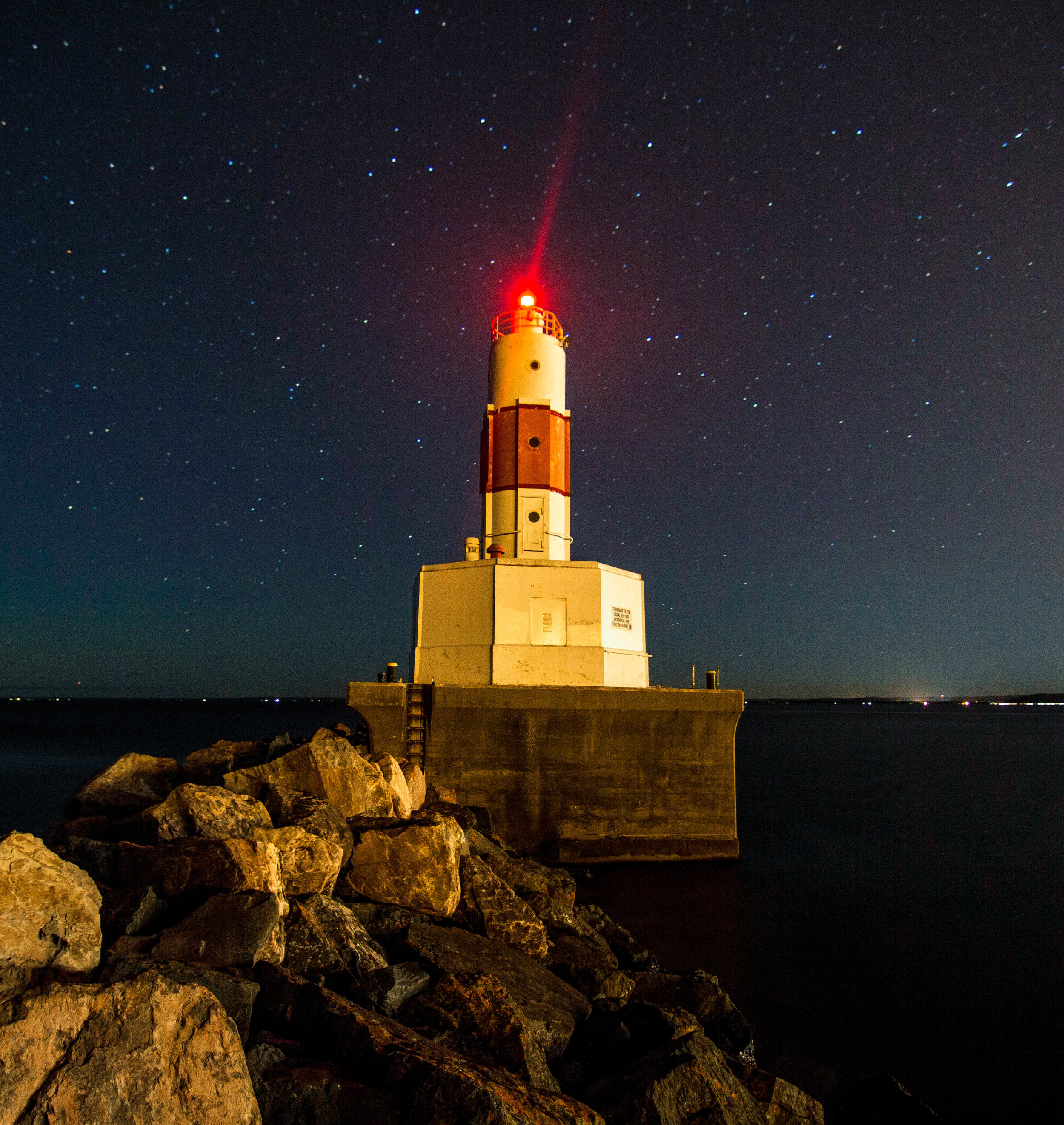 Lighthouse Astrophotography