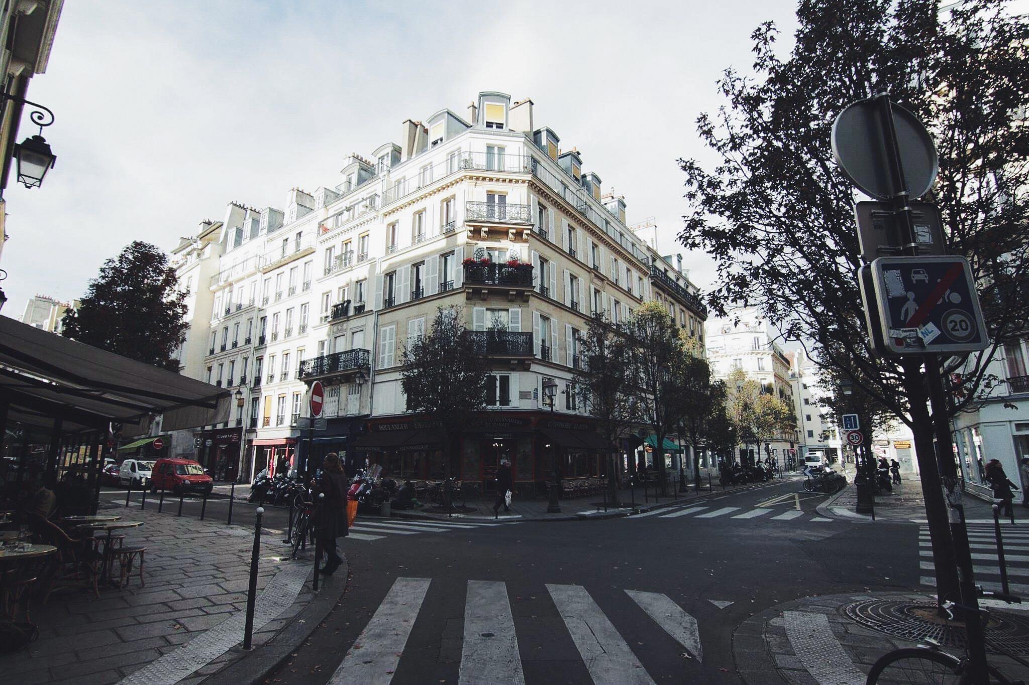 European Street Picture