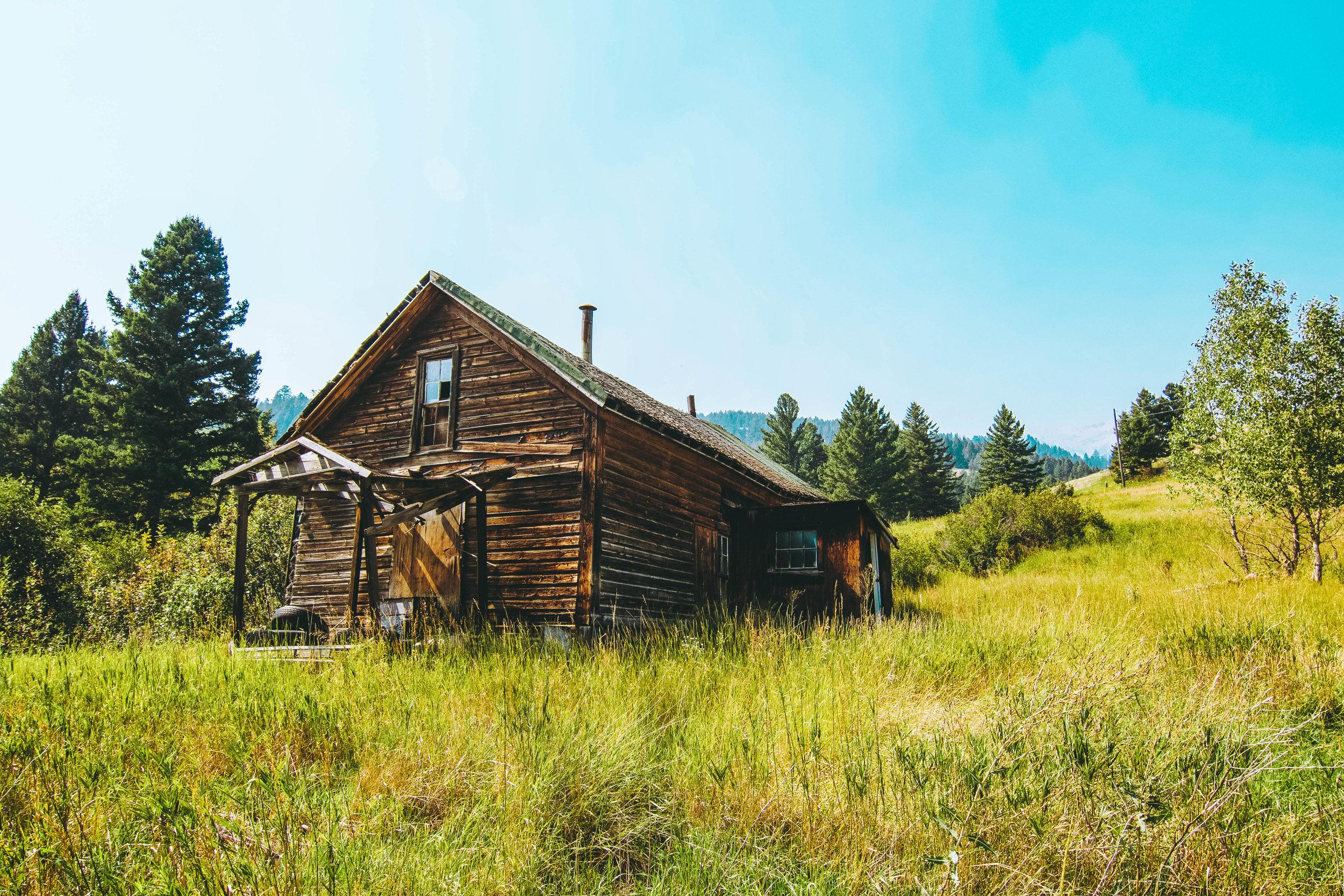 Old Range Home