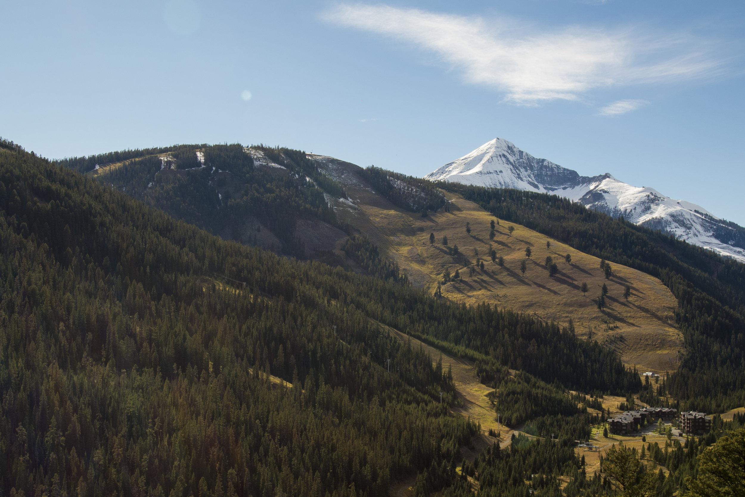 Big Sky Lone Peak Picture