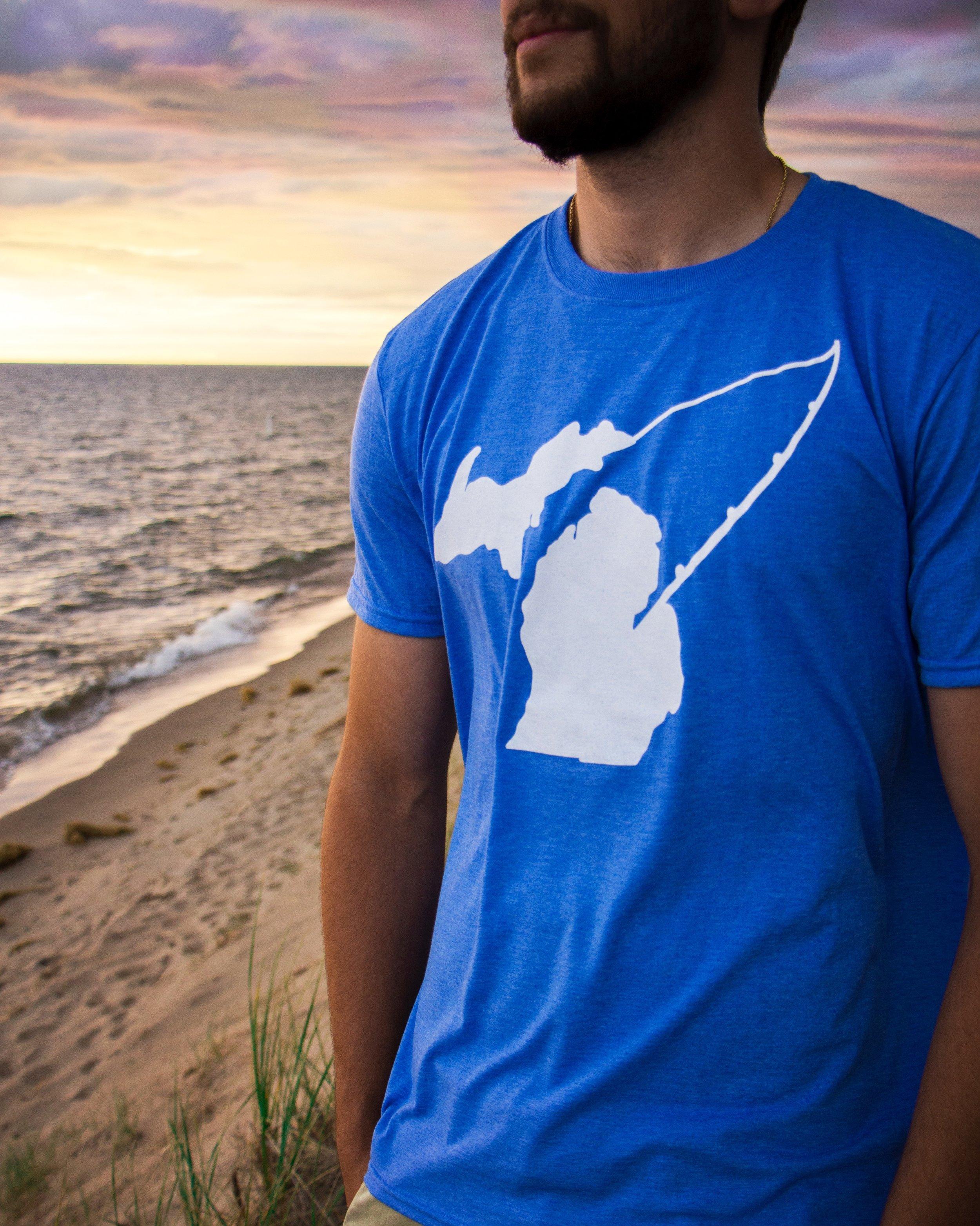 Michigan Lake Tee Shirt Social Media Management.JPG