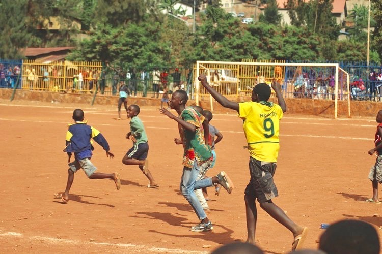 NIGERIA - YOUTH & SPORTS OUTREACH